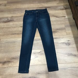 Women's Forever 21 Dark Blue Jeggings-Size 27